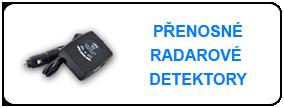 Antiradar do auta a na motorku, Detektory radaru, Laserové rušičky (antilaser)