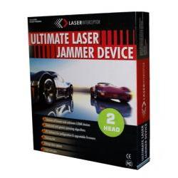 Laser Interceptor DUAL/QUAD laserová rušička (antilaser systém)