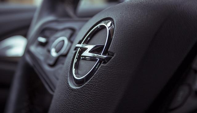 Automobilka Opel - Vauxhall